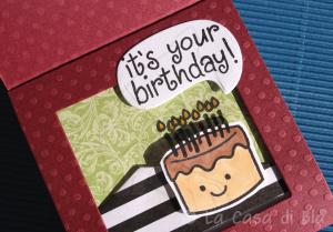 smile... it's your birthday